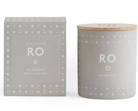 tranquility home fragrance diffuser skandinavisk 190 g candle ro tranquility oak manor