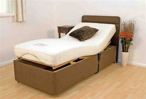 furmanac mibed doris 2ft6 small single electric adjustable bed by mibed