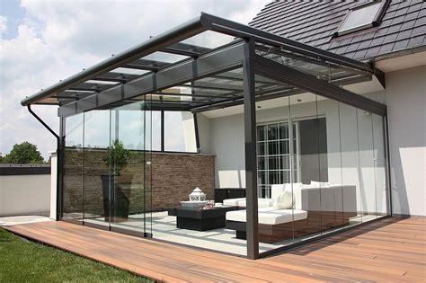veranda ohne dach terrassen dach verglasung pforzheimer fensterbau