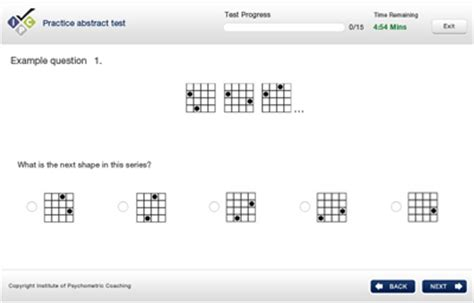 pattern aptitude test questions what to expect in your abstract aptitude test