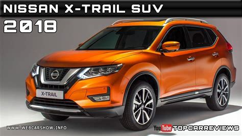 New Nissan X Trail 2018 by 2018 Nissan X Trail Suv Review Rendered Price Specs