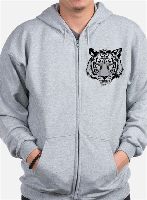 Tiger Hoodie tiger hoodies tiger sweatshirts crewnecks
