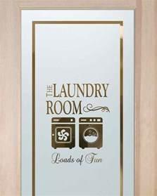 Glass Laundry Room Door - loads of fun laundry room doors sans soucie
