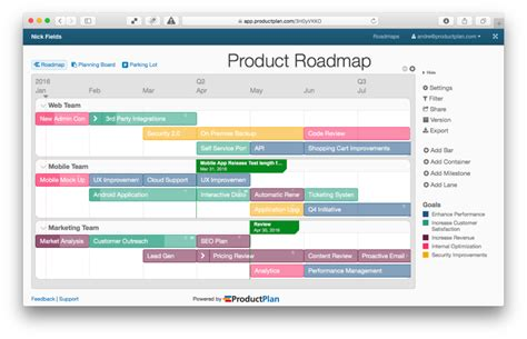 roadmap tool what is a product roadmap