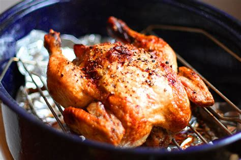 roast whole chicken crispy roasted garlic chicken recipe gimme some oven