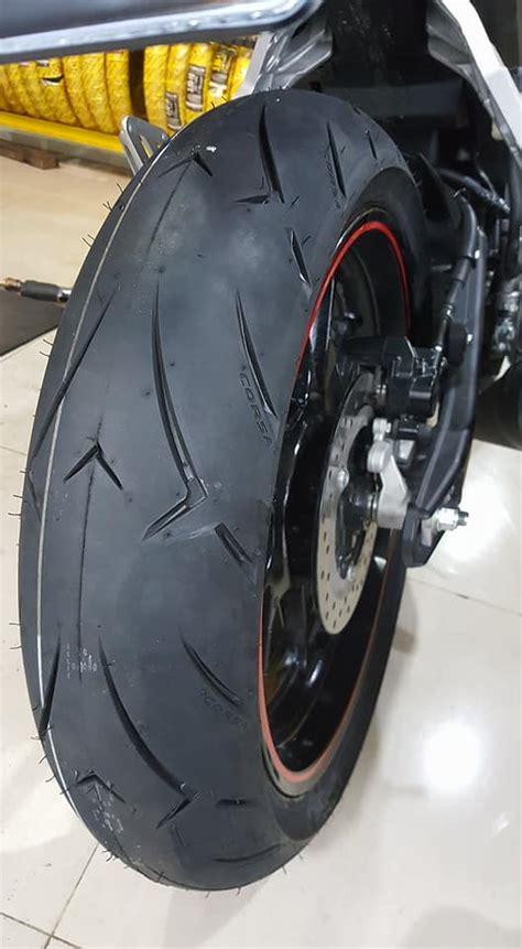 Seegitiga Atas R15 V3 Vva upgrade ban all new r15 vva masih muat ukuran 150 60 dan 120 60 ridergalau