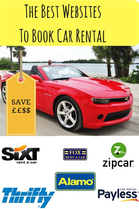 best car rental website best websites to book car rental travel resources