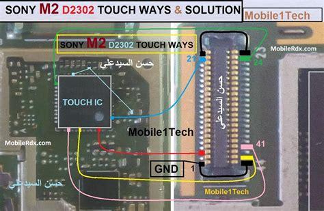 Board Microphone Dan Antena Sony Experia M4 Aqua E2353 sony xperia m2 d2302 touchscreen problem jumper solution ways