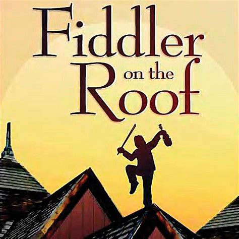 on the roof stm presents fiddler on the roof