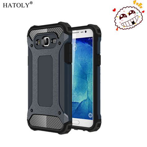Samsung J1 2015 Slim Armour hatoly for capa samsung galaxy j7 2015 galaxy j7 2015 heavy armor slim cover silicone