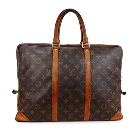 louis vuitton porte documents voyage briefcase business