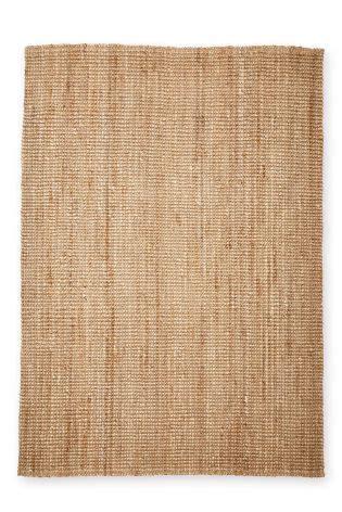 buy natural jute rug    uk  shop large