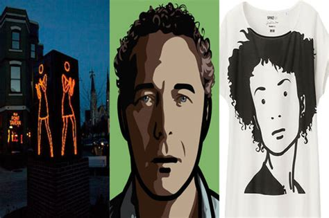 Julian Opie 10 Facts About The British Visual Artist | julian opie 10 facts about the british visual artist
