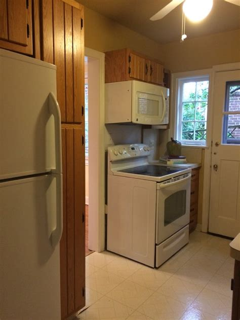 cost to knock a wall galley kitchen remodel knock wall refinish cabinets