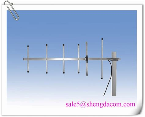 vhf uhf dual band yagi antenna outdoor directional beam