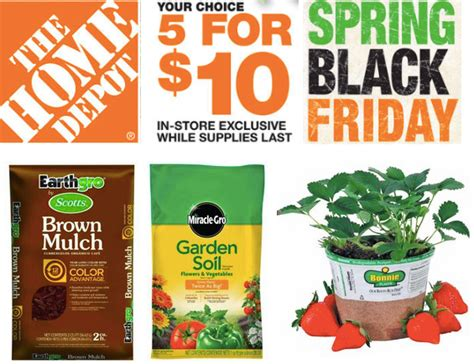 home depot black friday sale amazing deals