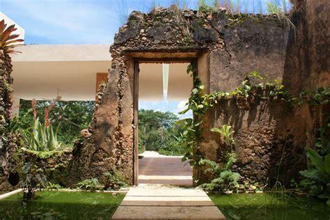 imagenes de jardines en haciendas hacienda bacoc moderna hacienda