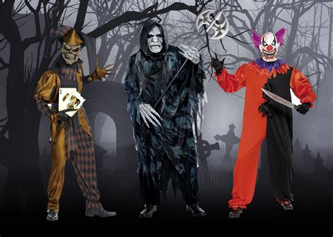 best scary best scary costumes delights