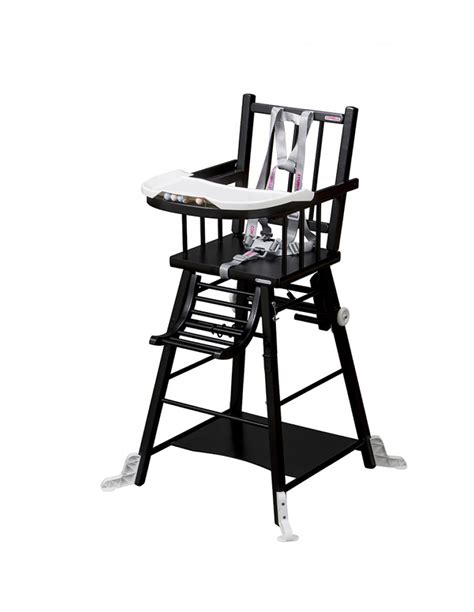 chaise haut bebe chaise haute marcel transformable chaises