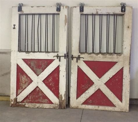 Vintage Barn Stable Doors Architectural Salvage Diggerslist Vintage Barn Doors For Sale