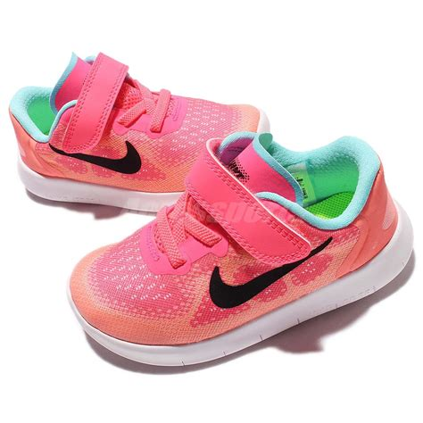 toddler running shoes nike free rn 2017 tdv run racer pink toddler baby running