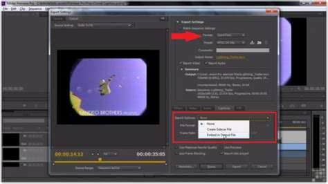 export adobe premiere to encore adobe premiere pro captions and subtitles 3play media