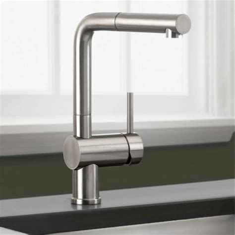 designer kitchen faucets best sleek and contemporary faucets for a truly modern