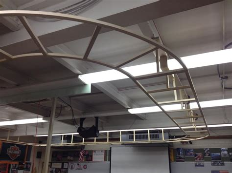 How To Build A Suspended Ceiling by Suspended Ceiling Classroom Layout O Railroading