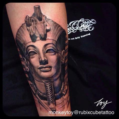 king tut tattoo certified artist
