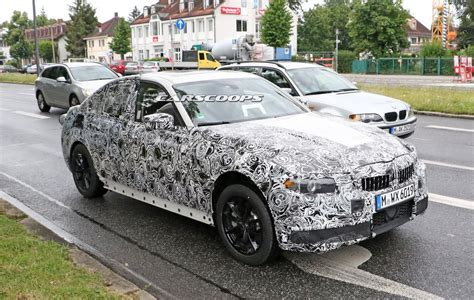 Bmw 3 2019 Inside by 2019 Bmw 3 Series Prototype Shows Us Around Inside Carscoops