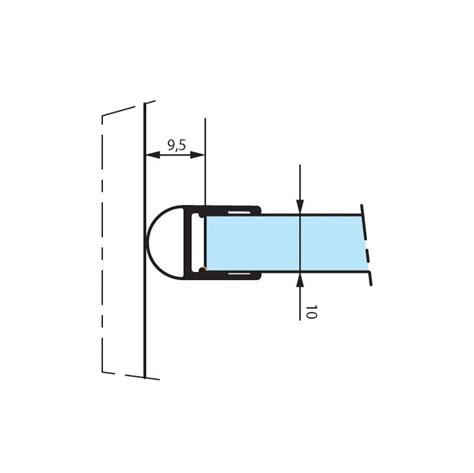 Dichtungsprofile Dusche dichtungsprofil f 252 r duschen abtropfleiste