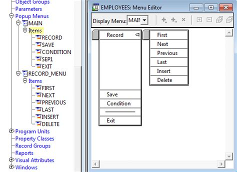layout editor in oracle forms how to create pop up menus in oracle forms culture