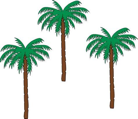 palm trees clip art at clker com vector clip art online