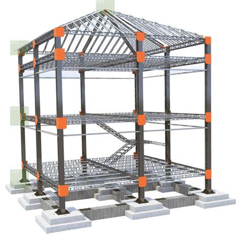 tralicci in ferro struttura in ferro per tetti tralicci in ferro per