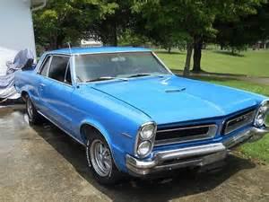 65 Pontiac Lemans For Sale Sell Used 1965 Pontiac 2dr Lemans Gto 2 Door Post