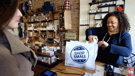 Small Business Saturday®   YouTube