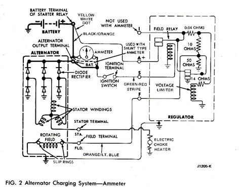 aircraft ammeter shunt wiring diagram wiring diagrams