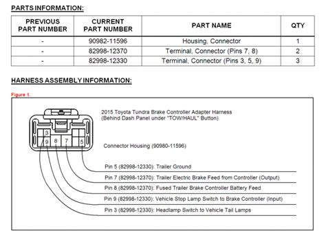 wiring diagram trailer brake tekonsha p3 wiring diagram