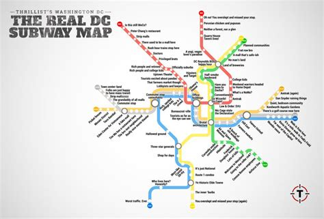 washington dc judgemental map judgmental washington dc metro map