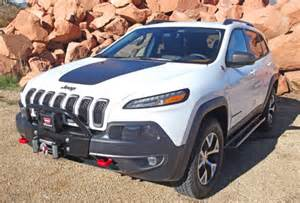 Jeep Trailhawk Accessories Rro Bumper Bars And Brushgaurd Install Page 2 2014