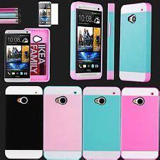 cute themes for htc for htc one m7 protective hybrid impact case cover w