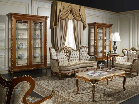 luxury classic living room furniture luxury living room 800 vimercati classic furniture