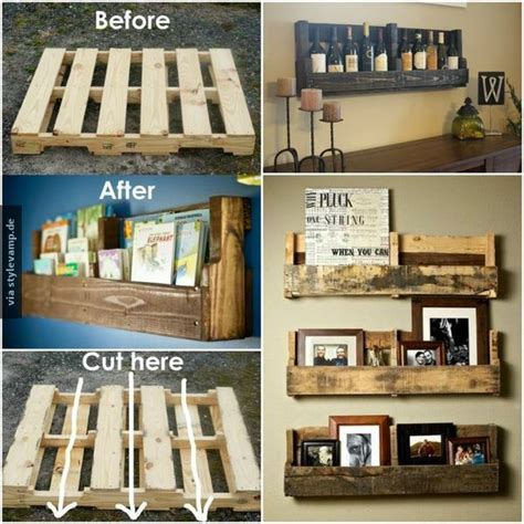 do it yourself vintage regale diy pallet