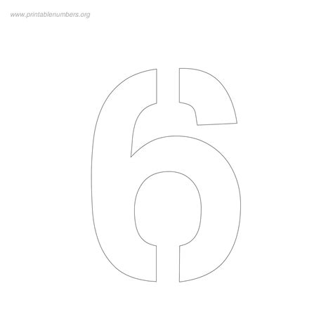 9 best images of number 3 printable templates printable