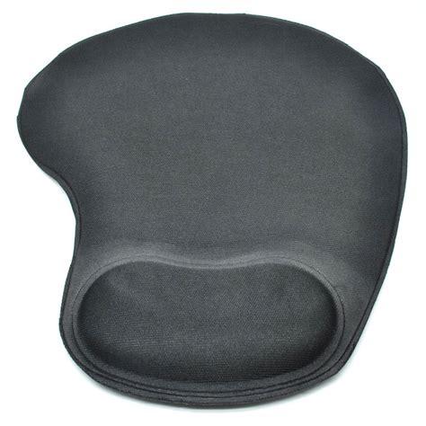 Gel Wrist Rest Mouse Pad Black 207tf7 gel wrist rest mouse pad black jakartanotebook