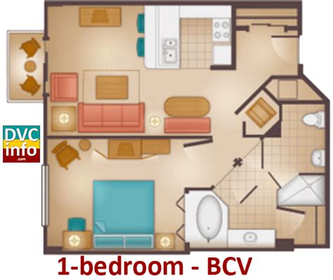 beach club villas floor plan disney s beach club villas dvcinfo