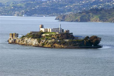 free stock photo of scenic view of alcatraz island photoeverywhere