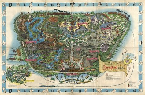 a s eye view adventures in early motherhood books the cartography of disneyland maps disney history institute
