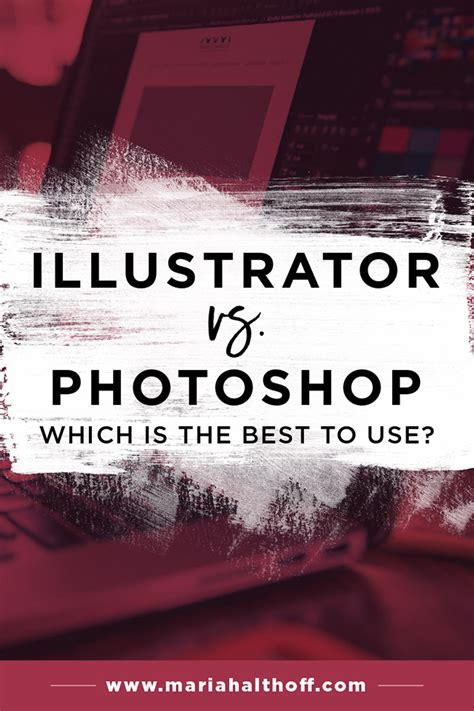 when to use adobe illustrator vs photoshop vs indesign illustrator vs photoshop which is the best to use