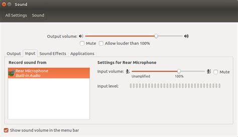 ubuntu reset alsa microphone is not working on ubuntu 16 04 ubuntuxchanger